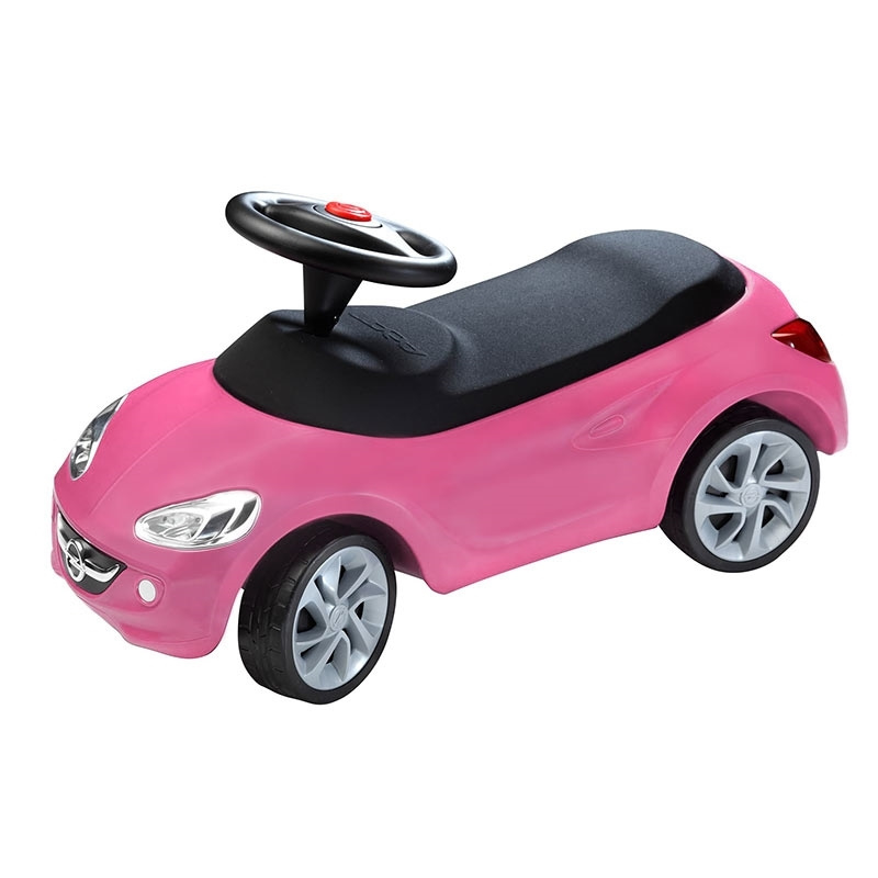 Loopauto Little Adam (Roze !)