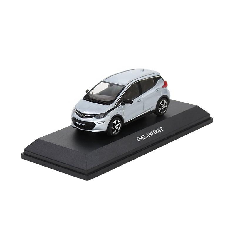 Miniatuur Opel Ampera-e Kristall Silber