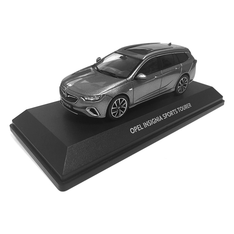 Miniatuur Opel Insignia-B Sports Tourer Licht Grau