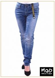 MOD Jeans Katrin Skinny Alps Blue