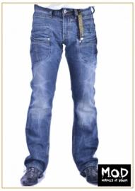 M.O.D. Jeans Till Ragged Blue