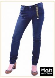 MOD Jeans Katrin Skinny Moonless