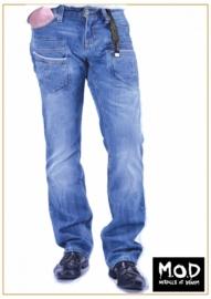 M.O.D. Jeans Bruno Roatan Blue