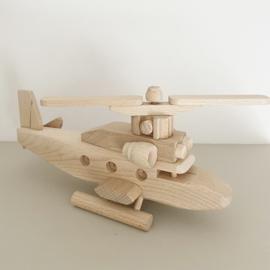 *NIEUW* Houten helikopter