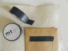 MT Maskingtape matte black - masking tape mat zwart