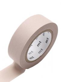 MT Maskingtape pastel brown - masking tape taupe