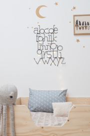 *NIEUW* Poster A4 print We are family - Ted & Tone