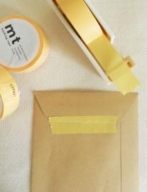 MT Maskingtape tamago - masking tape warmgeel