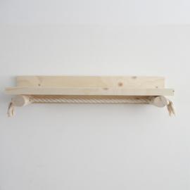 *NIEUW* Wandplank underlayment met touwrekje