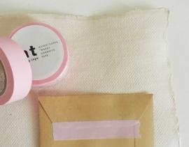 MT Maskingtape rose pink - masking tape lichtroze