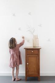 *NIEUW* Muurstickers vogels - muurstickers kinderkamer