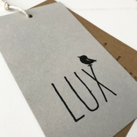 Geboortelabel Lux