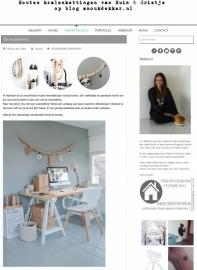 Blog Anouk Dekker