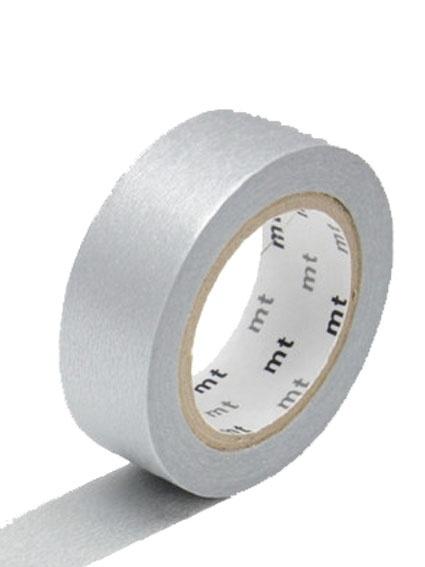 MT Maskingtape silver - masking tape zilver