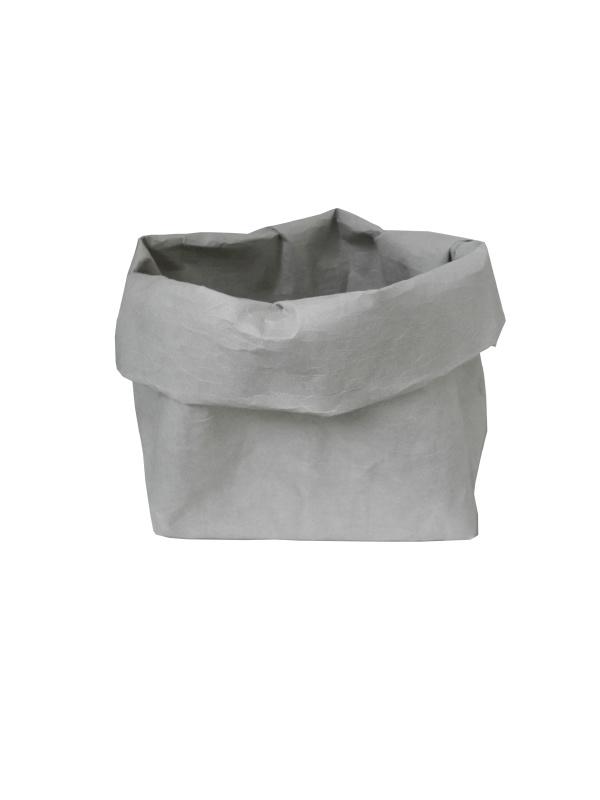 Paper bag grijs