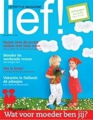 Lief! lifestyle magazine
