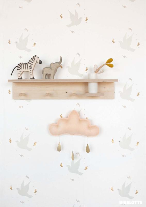 Behang Vogels