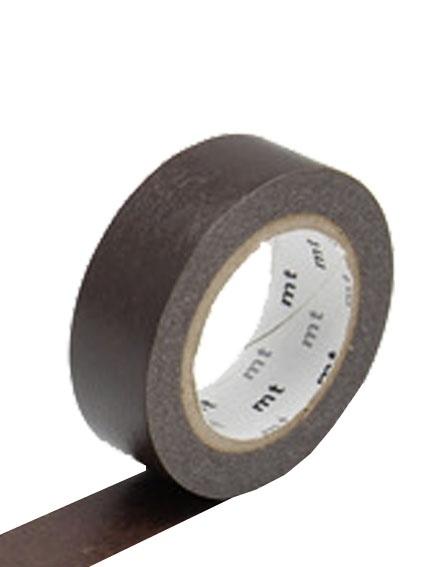 MT Maskingtape cacoa- masking tape chocoladebruin