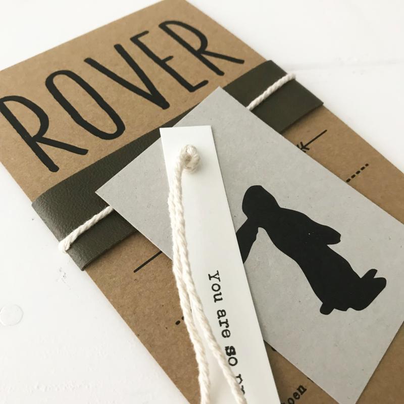Geboortekaart Rover