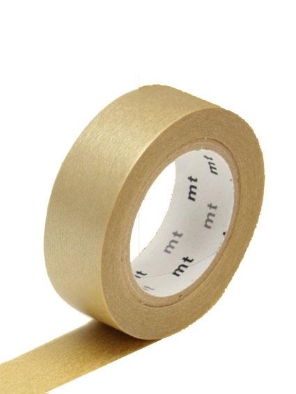 MT Maskingtape gold - masking tape goud