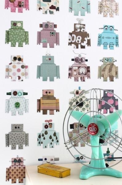 Behang Robot