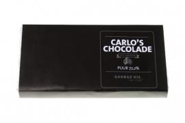 Carlo's Chocolade Puur 72,2%