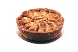 Appel kaneel cake taartje