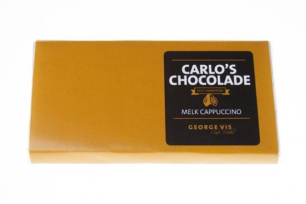 Carlo's Chocolade Melk Cappuccino
