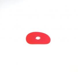 Lomer Mudtools very soft rood M74-1
