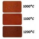 Creaton - Rood steengoed - boetseerklei 40% chamotte 0-2mm  C 559