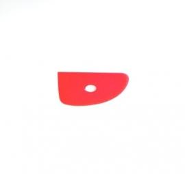 Lomer Mudtools very soft rood M74-4