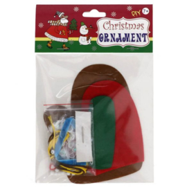 Viltpakket voor kinderen handschoen hanger