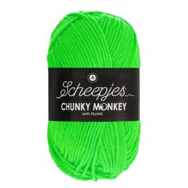 1259 - Chunky Monkey 100g - Neon Green