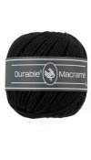 0325 Black Durable Macramé -100gr.
