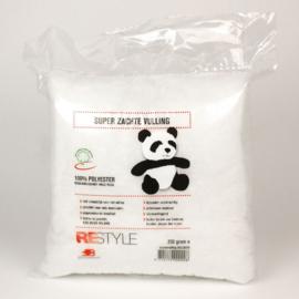 Kussenvulling 250 Gram (panda)