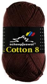 Cotton 8 kleur: 657
