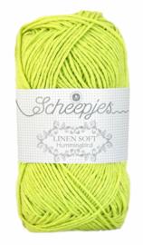Scheepjes Linen Soft 631 Lime