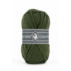 2149 Dark olive - Durable Cosy Fine 50gr.