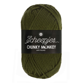 Chunky Monkey 100g -   1027 Moss Green