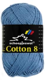 Cotton 8 kleur: 711