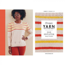 YARN The After Party nr.74 Zoe Sweater Top