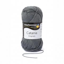 Catania haak/brei katoen kleur: Antraciet  242
