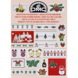 14086-22 DMC Boek ideeën om te borduren
