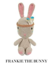 Rhiannon the Bunny Tuva haakpakket amigurumi