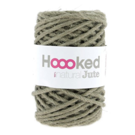 Natural Jute Olive Taupe