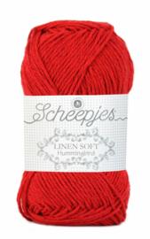 Scheepjes Linen Soft 633 Rood