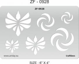 ZF-0928 Template Swirll