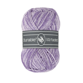0261 Durable Cosy fine Faded Lilac