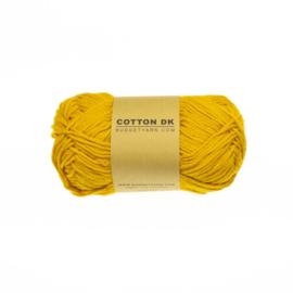 Yarn Cotton DK 015 Mustard