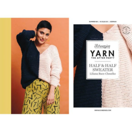 YARN The After Party nr.88 Half & Half Sweater